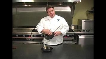 Vollrath Carbon Steel Fry Pan Seasoning