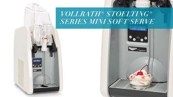 Vollrath Stoelting Mini Soft Serve Ice Cream Machine