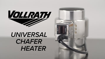 Vollrath Universal Electric Chafer Heater