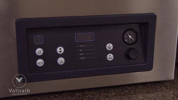 Vollrath VP12 & VP16 In-Chamber Vacuum Pack Machines