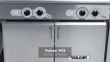 Vulcan Versatile Chef Station Overview