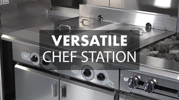 Vulcan Versatile Chef Station
