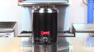How to Use the Avantco W300 Soup Warmer