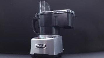 Waring Food Processor with 4 Qt. Bowl