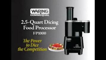 Waring FP1000 Food Processor