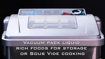 Waring Chamber Vacuum Packaging Machine
