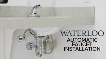 Waterloo Automatic Faucet Installation