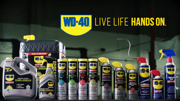 WD-40 Live Life Hands On