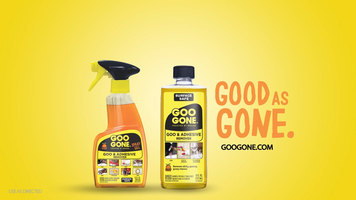 Goo Gone: Goo and Adhesive Remover