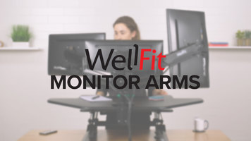 WellFit Monitor Arms