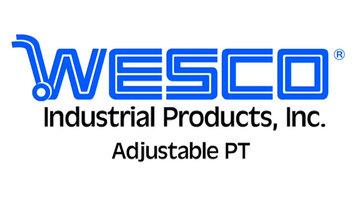 Wesco Adjustable Pallet Truck