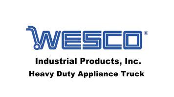 Wesco Industial Products Heavy-Duty Appliance Truck