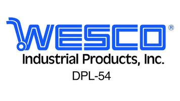 Wesco Four Wheeled Hydraulic Pedalift