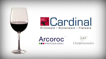 Cardinal Glass Wine Glasses