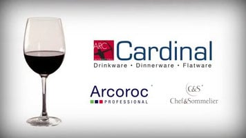 Cardinal Glass Wine Glasses