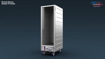 Winholt Heater/Proofer Cabinet Assembly