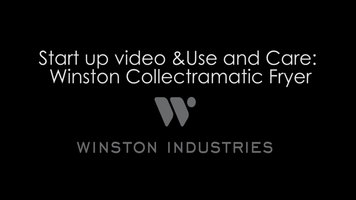 Winston Collectramatic: Startup
