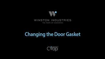 Winston CVAP: Replacing a Door Gasket