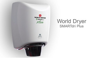 World Dryer SMARTdri Plus Hand Dryer