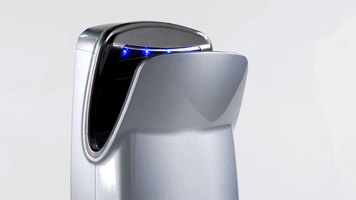 World Dryer VMAX Hand Dryer