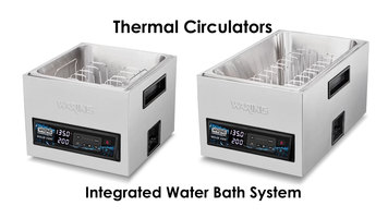 Waring 16L Thermal Circulator Integrated Water Bath