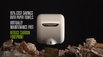 Xlerator Eco Hand Dryer