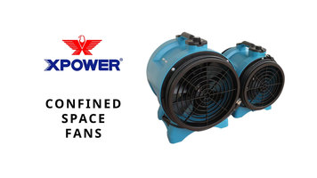 XPOWER Confined Space Fans