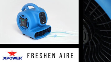XPOWER Scented Air Mover