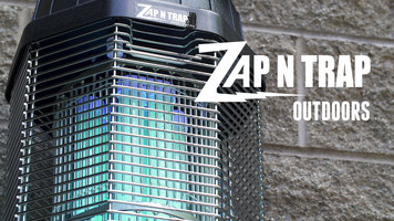 Zap n' Trap Outdoor Bug Zappers