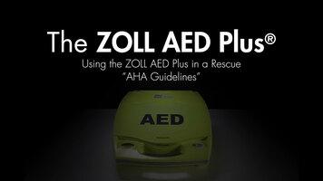 Zoll AED Plus Defibrillator AHA Guidelines