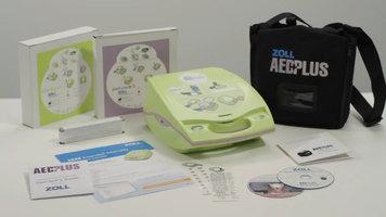 Zoll AED Plus Defibrillator Tutorial