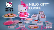 Avery: Design a Hello Kitty Cookie Party