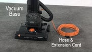 How to Assemble the Hoover Task Vac Bagless Vacuum Cleaner