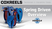 Coxreels Features & Benefits - Spring Driven Overview