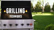 Grilling Techniques