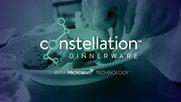 Libbey Syracuse Constellation Dinnerware