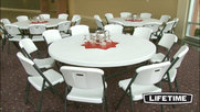 Lifetime 72 Inch Round Folding Table Review