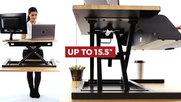 Luxor Level Up Pro Standing Desk