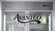 Avantco Glass Door Reach-In Refrigerators