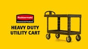 Rubbermaid Heavy Duty Utility Carts