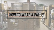 How to Wrap a Pallet