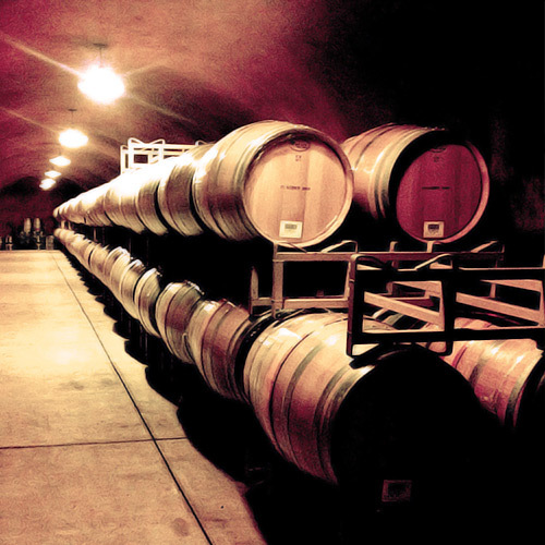 crianza del vino en barrica