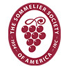 The logo of the Sommelier Society of America