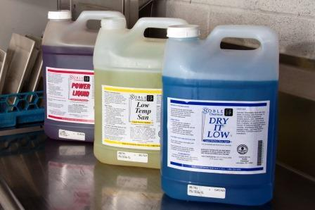 Warewashing Chemicals Guide