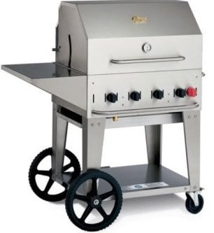 Kenmore 4 Burner All Stainless Steel Gas Grill With