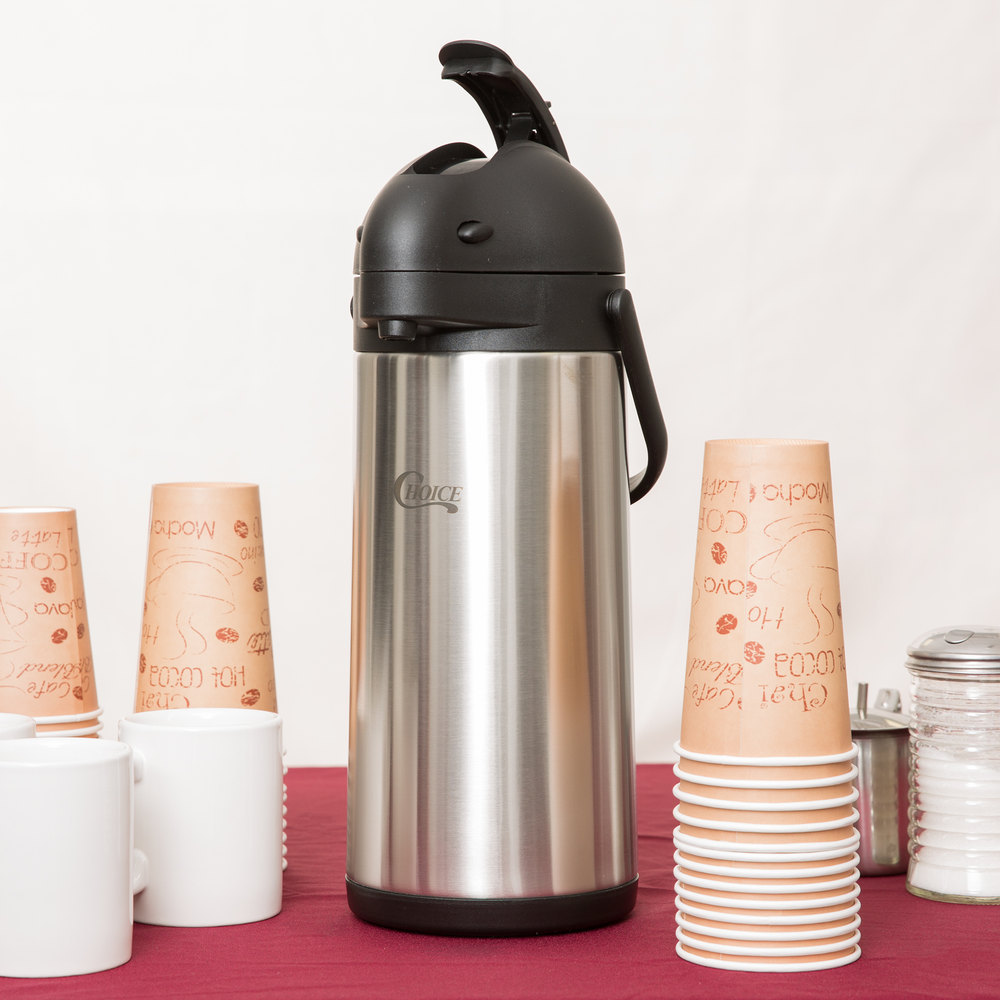 How To Choose The Best Coffee Airpot | WebstaurantStore