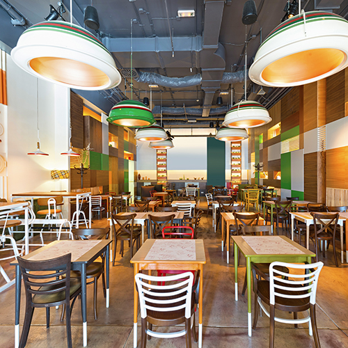 7 Easy Ways to Update Your Restaurant's Decor