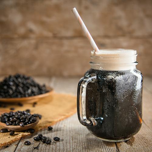 нитро кофе холодный напиток