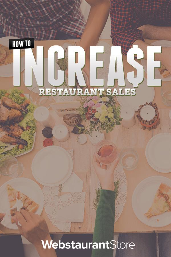 How to Increase Restaurant Sales: 6 Genius Restaurant