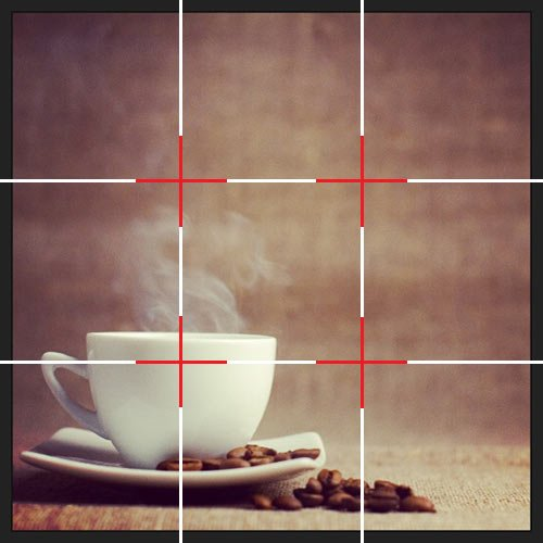 Image result for rule of thirds image instagram